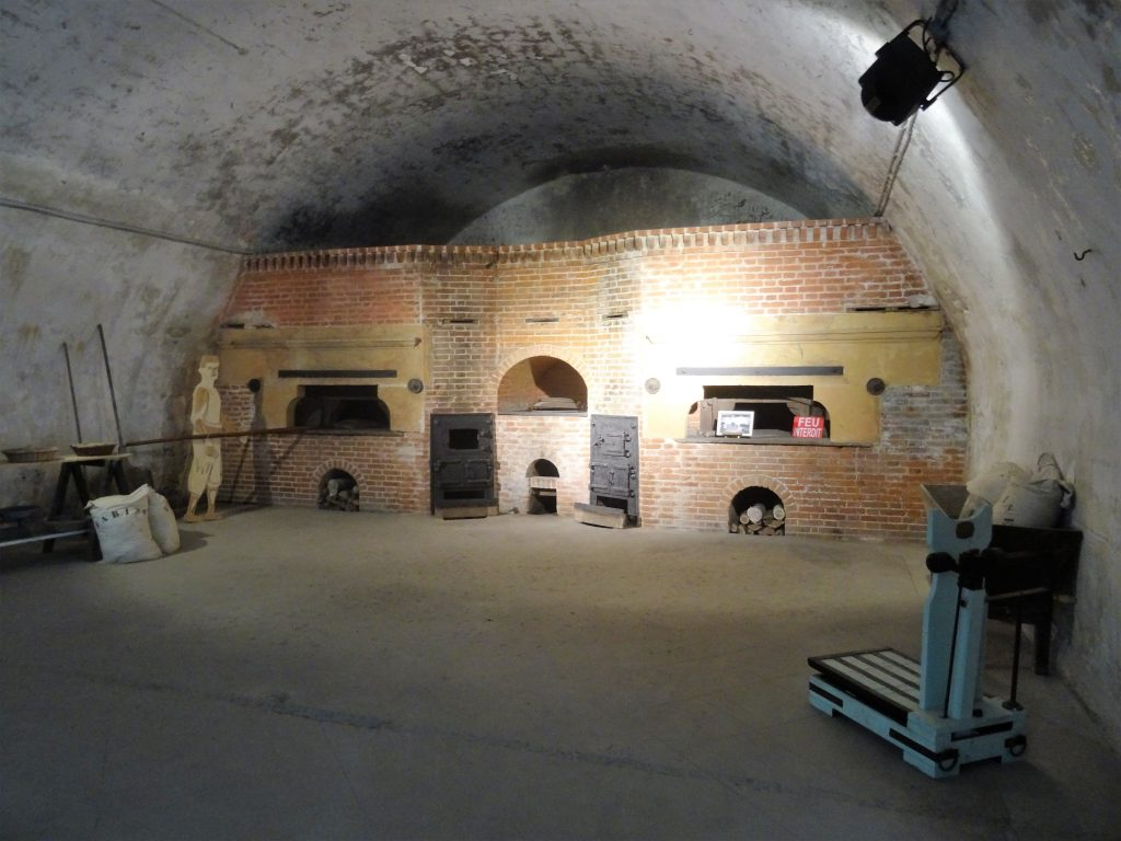 La boulangerie du Fort de Bron