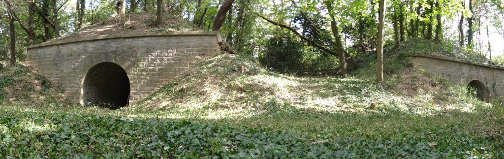 Schutzübergäng - Fort de Bron France